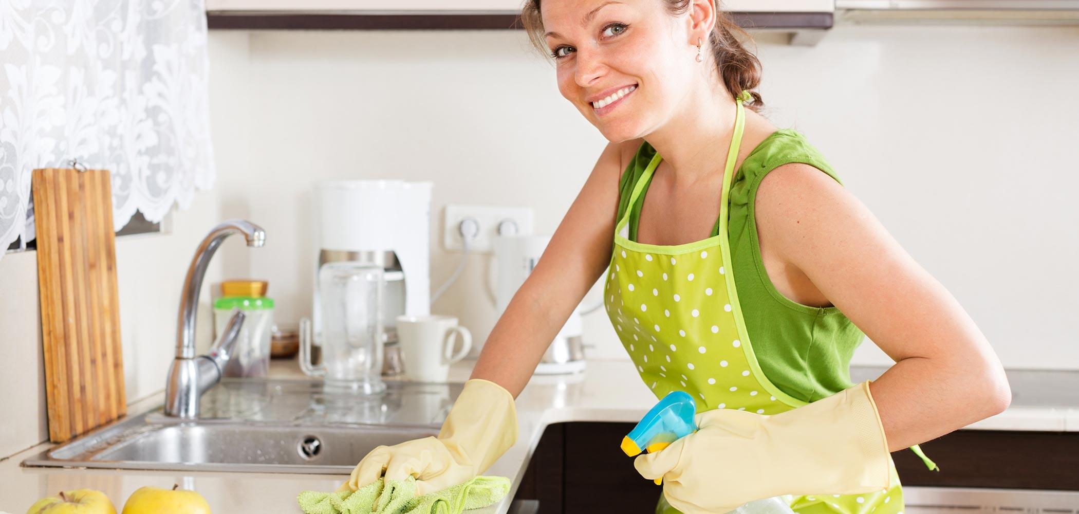 Femme de ménage à Mulhouse