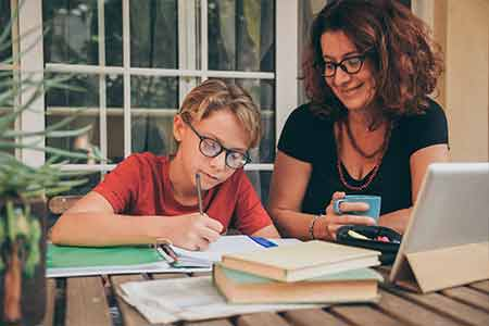 Aide aux devoirs à Onex