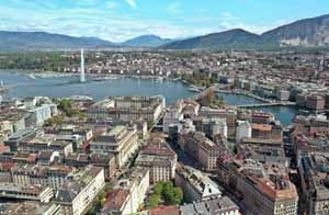 Pose de lino à Genève