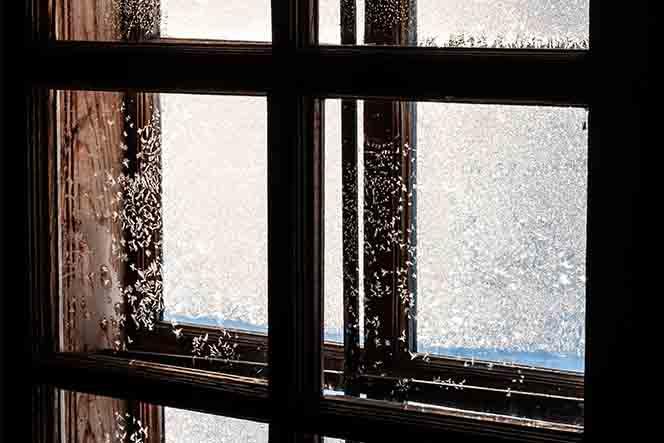 Isolation des portes et fenêtres