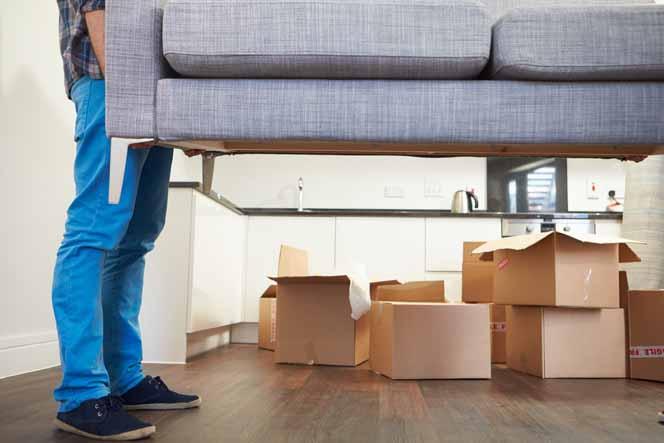 Déplacer un meuble