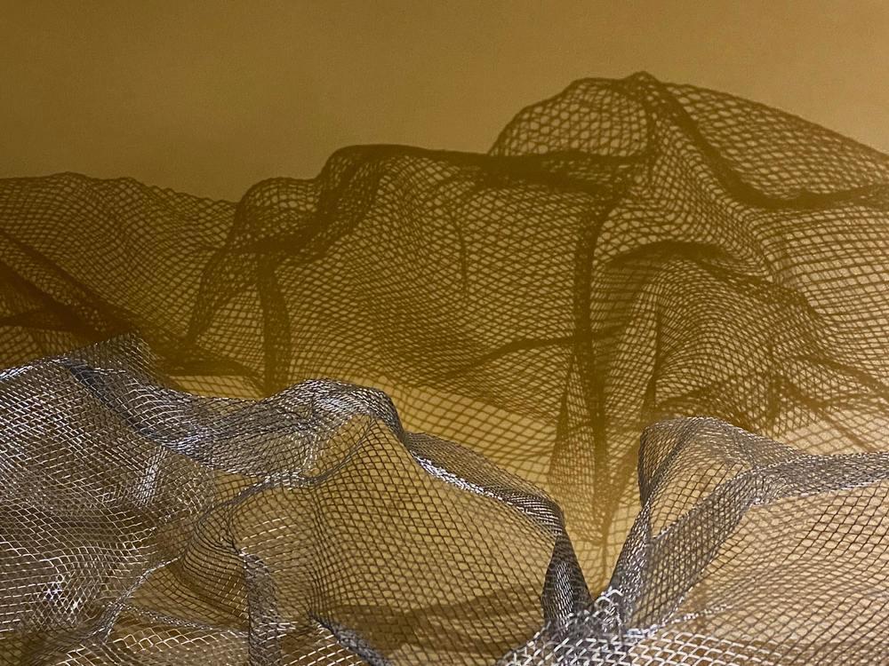 Une moustiquaire en metal pour un DIY
