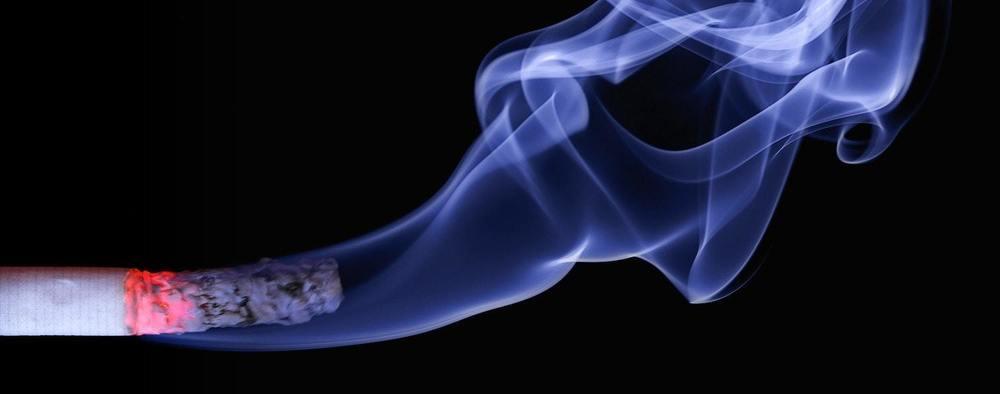 de la fumée de cigarette