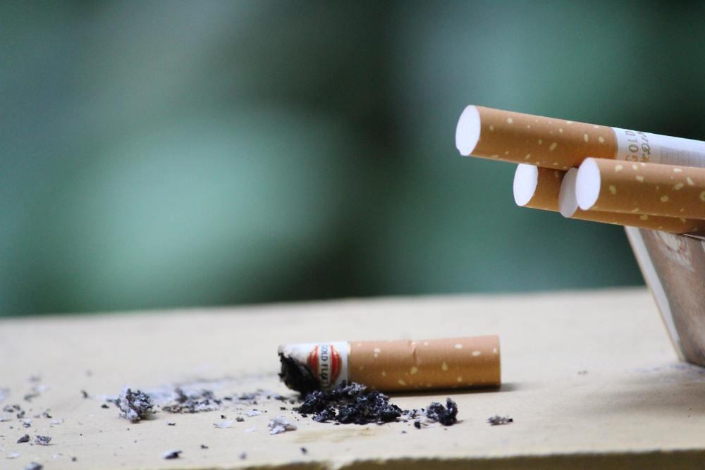 Du tabac froid qui sent mauvais