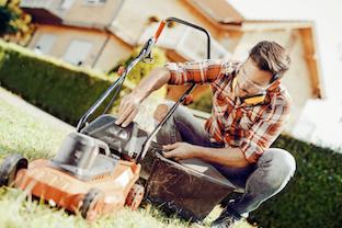 recherche jardinier
