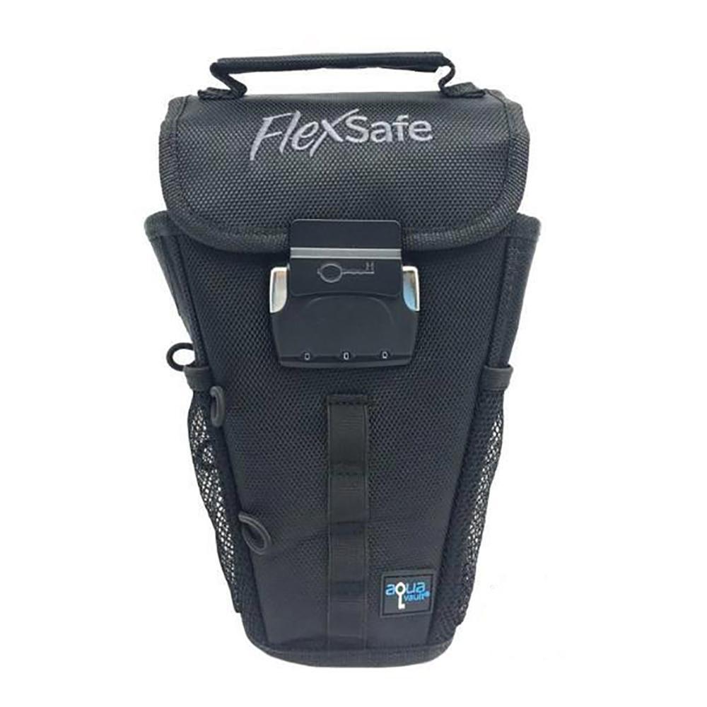 Un flexsafe pour proteger ses affaires à la plage