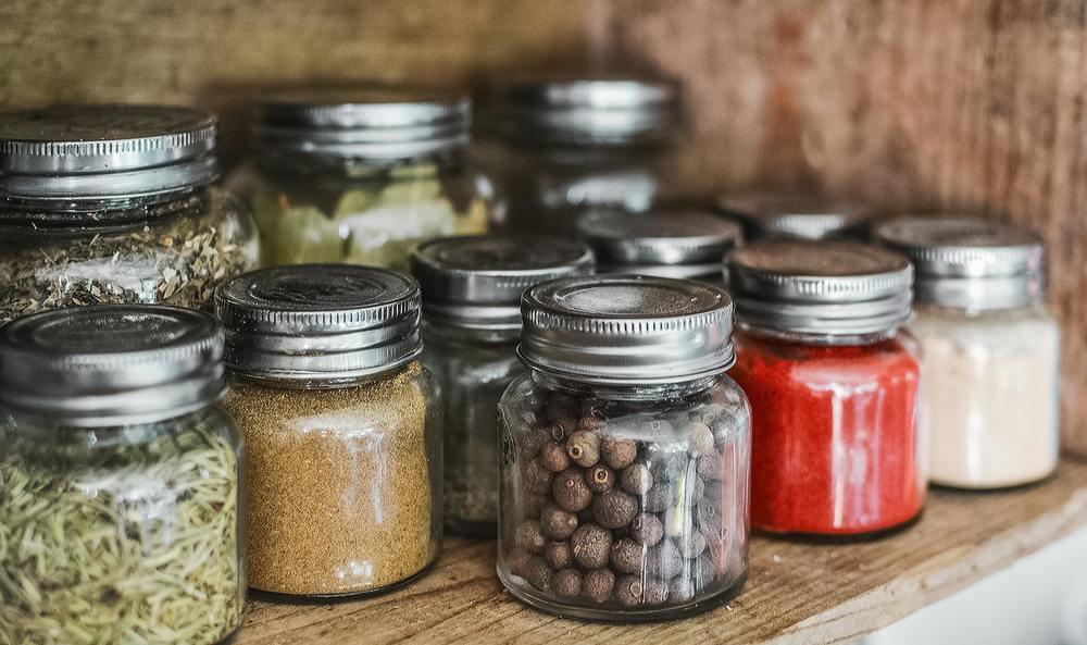 Des conteneur pour conserver les aliments secs