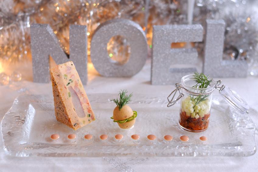 Un Repas De Noel Original Et Rapide A Preparer Le Reve Blog