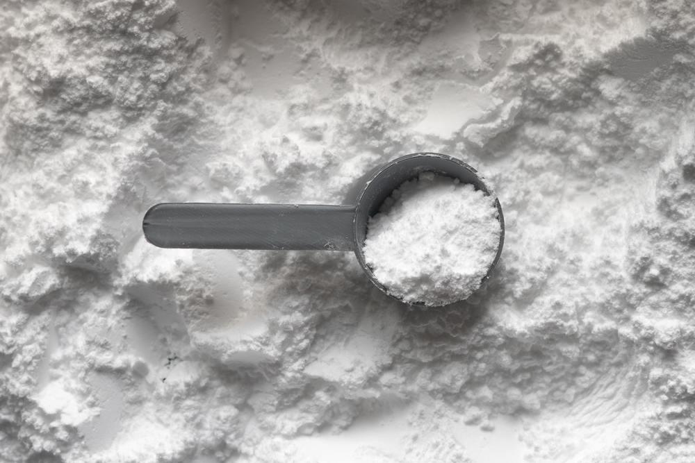 Un anti mousse à base de bicarbonate