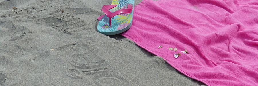 Gadgets antivol à la plage ou à la piscine